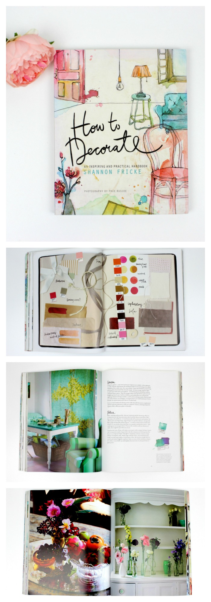 Decorating Books How to Decorate by Shannon Fricke