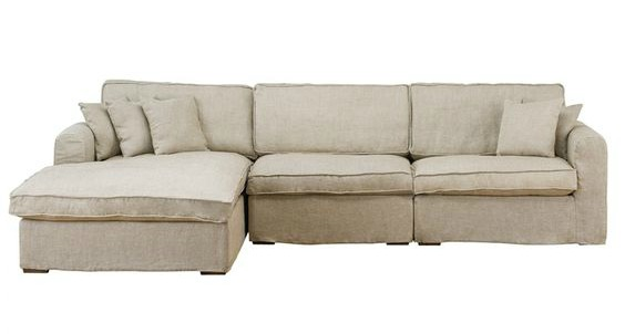 Rochelle loose cover sofa