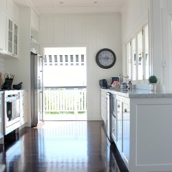 How to care for dark timber floors