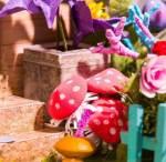 Румбокс Цветной DGM02 Садовая калитка