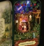 Румбокс DIY-Dom Box Theatre «Лесная Рапсодия»|«Forest Rhapsody»