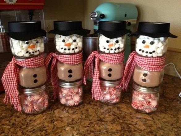 10 homemade christmas gift