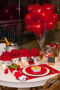 10 Table decoration ideas for Valentines Day to impress