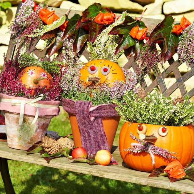 10 cute DIY fall decorating ideas with pumpkins