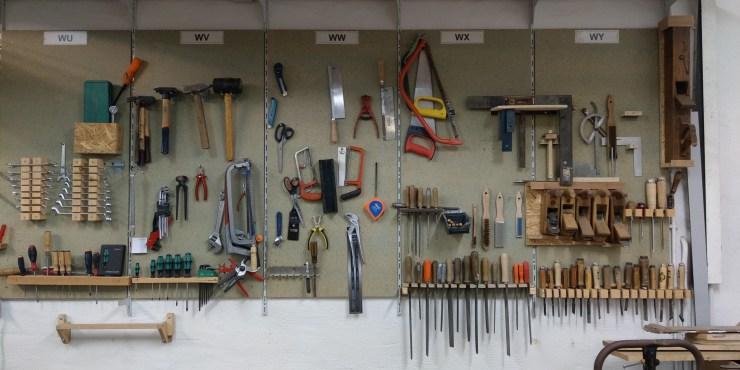 Makerspace Rhein-Neckar Werkzeug
