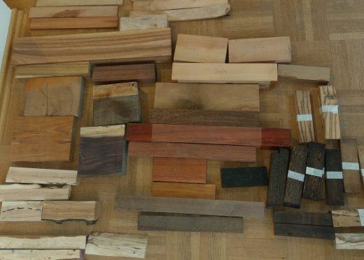 Material für Messergriffe