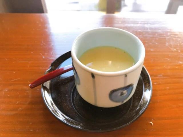 船番所の熱々茶碗蒸し