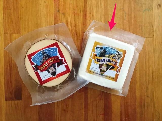ハウステンボスのチーズ