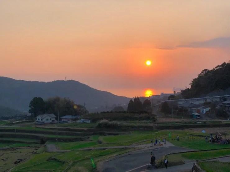 長崎の美しい棚田
