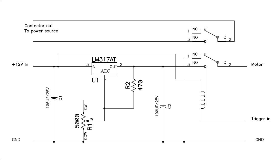 Anyone Got MIG PCB Schematics? MIG Welding Forum