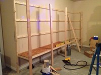 How to Build Sturdy Garage Shelves  Home Improvement ...