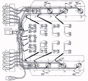 Replace the Spark Plugs & Ignition Wires for Lexus LS400