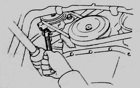 Power Steering Pump & Hose Repair for Toyota Celica 1986