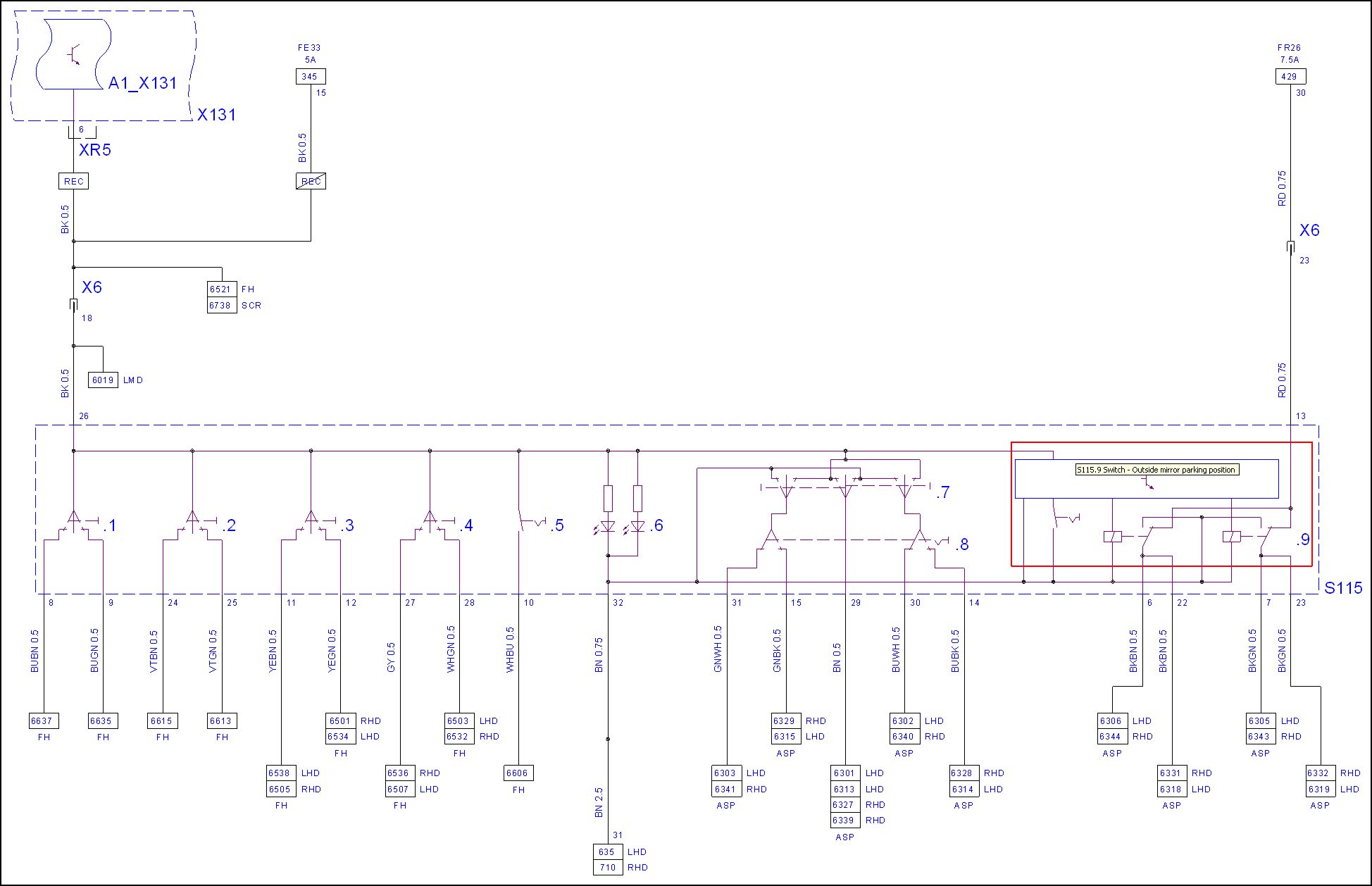 hight resolution of opel kadett 1 4 wiring diagram