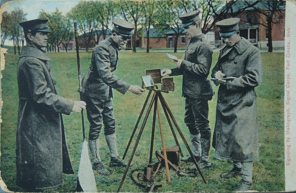 What is Heliograph – Communicating by light