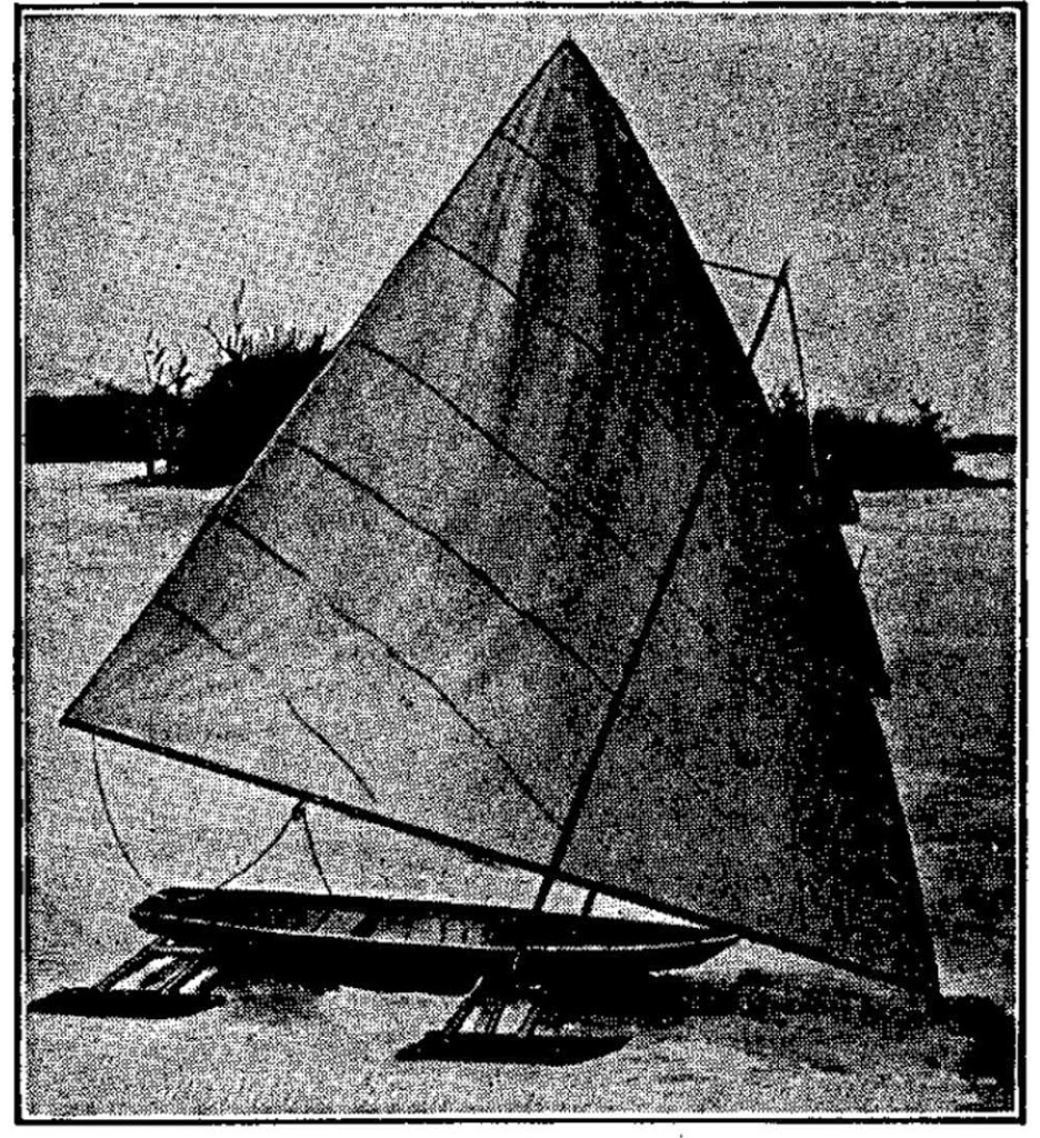 How To Build An Ice Boat