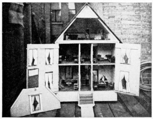 Interior View of Doll-house
