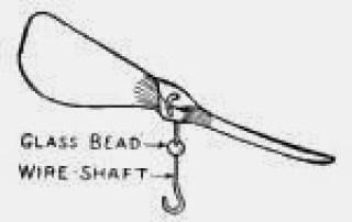 Fig. 43.—The Wells Model Propeller.