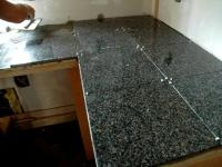 How to Install A Granite Tile Kitchen Countertop | how-tos ...