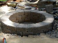How To Build a Round Stone Fire Pit