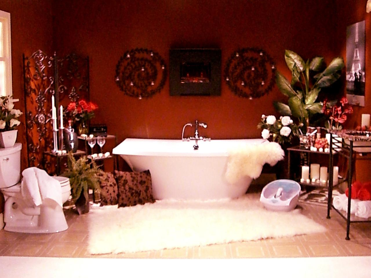 tips for creating the ultimate romantic bathroom | diy
