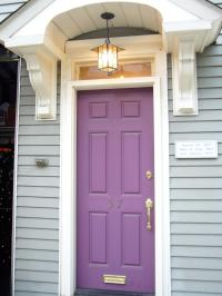 Popular colors to paint an entry door | Installing ...
