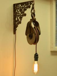 Upcycled Lamps and Lighting Ideas | DIY