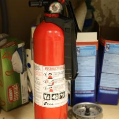 Fire Extinguisher For Kitchen Use Aid Gas Grill Safety Tips The Holidays Diy Network Blog