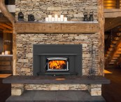 best wood for burning in fireplace