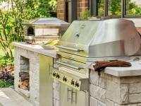 Outdoor Kitchen DIY, Projects & Ideas