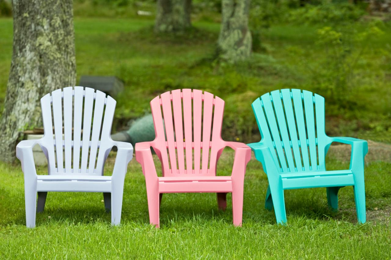 Garden Chair Cleaning Outdoor Furniture Diy