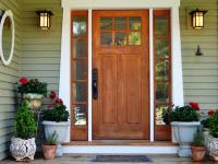 11 Ways to Decorate Your Front Porch or Entryway | DIY