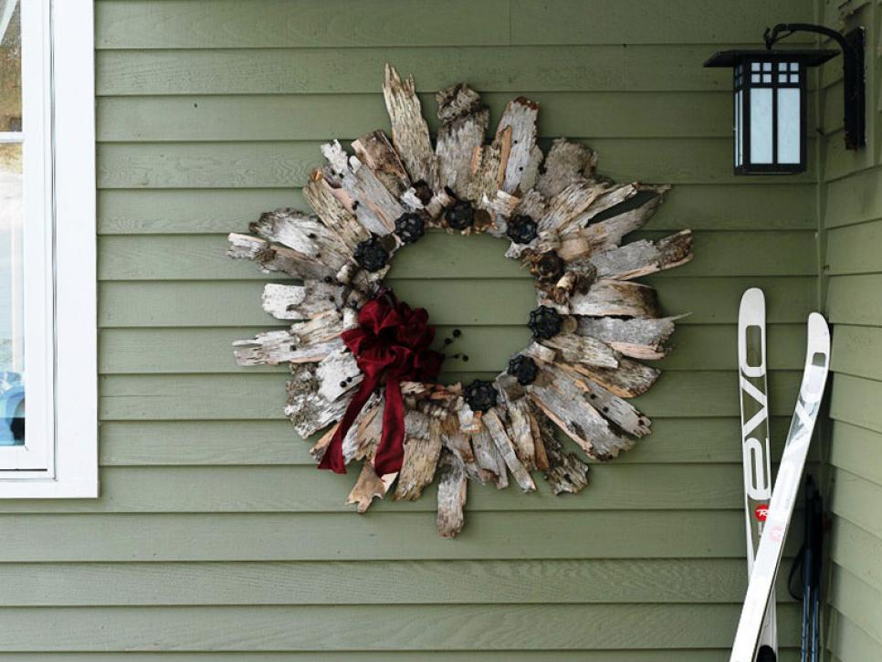 How To Dry Out Logs For Decoration