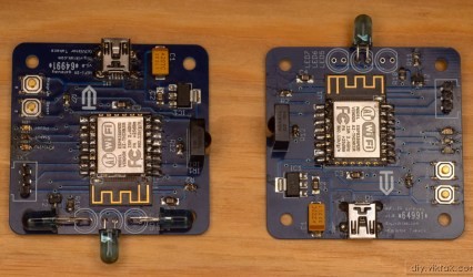 WiFi – IR Gateway a.k.a. Give your Dumb (Old) Devices the Smarts!