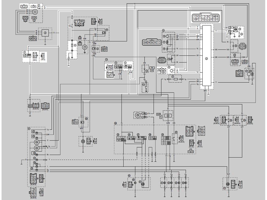 medium resolution of yamaha mio headlight wiring diagram