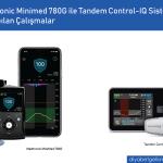 Medtronic MiniMed 780G ile Control-IQ sistemleri ve yapılan çalışmalar