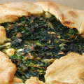 Spinach Tart Featured