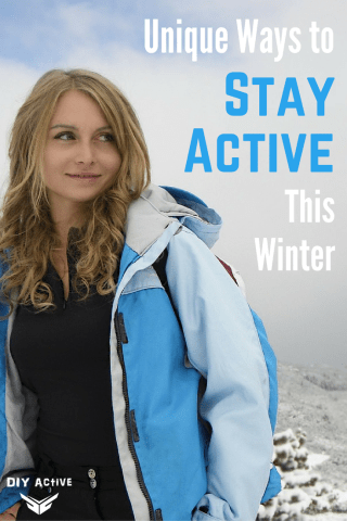 Unique Ways to stay active this winter