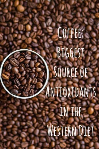 Coffee- Biggest Source of Antioxidants in the Western Diet