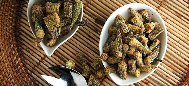 Recipe of the Week: Crispy Roasted Okra
