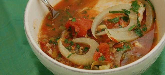 Recipe: Halibut Soup