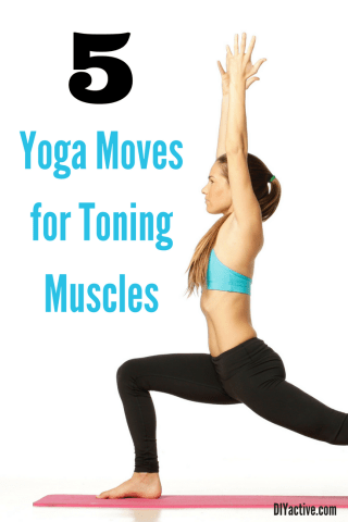 5 Yoga Moves for Toning Muscles