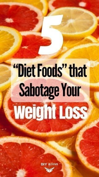 """5 """"Diet Foods"""" Guaranteed to Sabotage Your Weight Loss"""