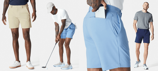 Our Top 5 Picks From Fabletics Men The Only Short