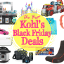 The Best Black Friday Deals At Kohl S 2017 Diy Adulation