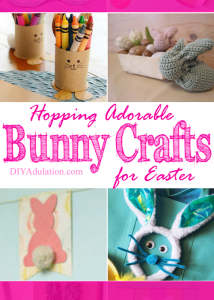 Hopping Adorable Bunny Crafts for Easter