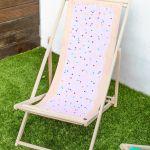 Diy Crafts Diy Pop Tart Beach Chair Studiodiy Com