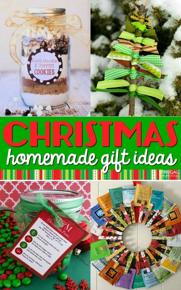 Cute Crafts For Christmas Gifts
