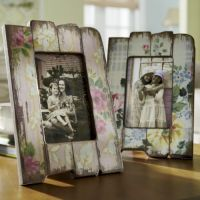Photo Frame, Shabby Chic from Through the Country Door ...