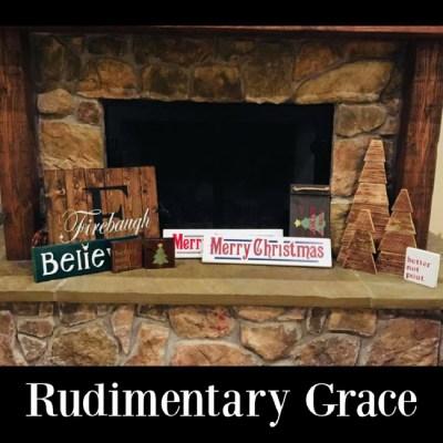 Shop Rudimentary Grace